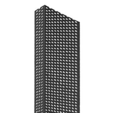 Klöber KP3323 Lüftungsprofil 30x70 cm 0902 Aluminium