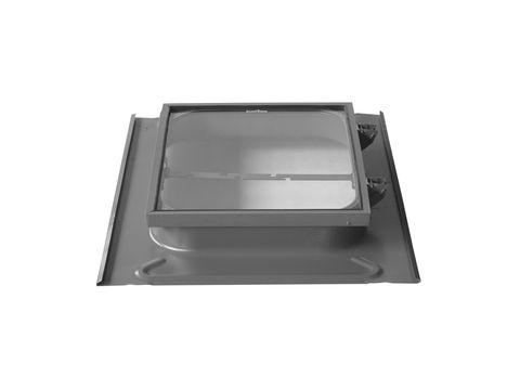 LempHirz Dachfenster Kupfer Zugdicht 45x55 cm beidseitig Schiefer beidseitig verwendbar Kupfer
