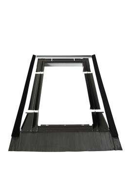 LempHirz Eindeckrahmen 55/78 cm Dachziegel und Dachsteine für wingopan Wohnraumausstieg-tt