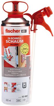 Fischer Deutschland Montageschaum 2K PU 2/402 400 ml