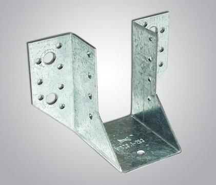 IVT Balkenschuh 80x120 mm außen Nr. 461 50St/Pak Sendzimirverzinkt