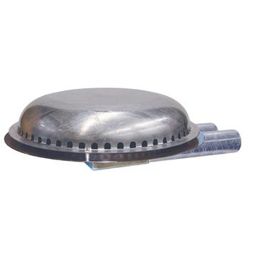 LOROWERK Attikastar Dachablauf DN70 Nr. 13779. CC0X für Druckströmung Feuerverzinkt