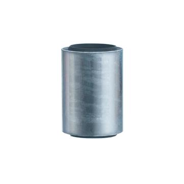 LOROWERK Verbundrohr Überschiebmuffe 100 mm Nr. 58056. 100x Feuerverzinkt