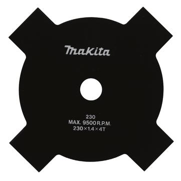 Makita 4-Zahn-Schlagmesser 255 mm 363224140