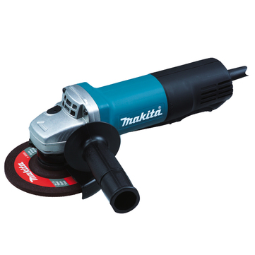 Makita Winkelschleifer 9558PBGY 125 mm im Makpak