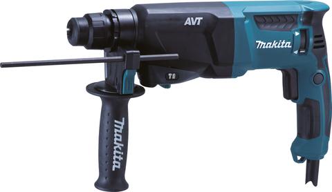 Makita Bohrhammer elektrisch HR2601J für SDS-Plus 26 mm