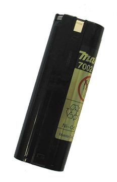 MAK Ersatz-Akku 7002 192532-2, 7,2 Volt / 2,0 Ah