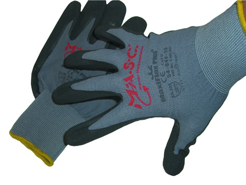 Masc Handschuh für Klempner Gr. 10 atmungsaktiv
