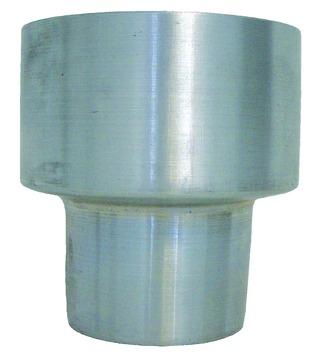 Masc Reduzierstück 60/ 76/ 87 mm Titanzink