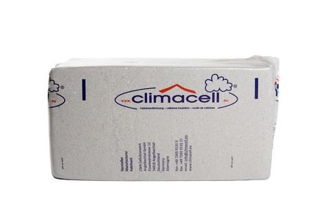 CWA Cellulosewerk Climacell Zellulosedämmung Standard 15,0 kg/Sack Standard