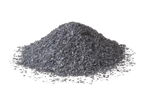 VEDAG Schiefersplitt 25 kg Diamantschwarz