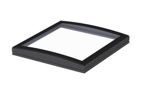 VELUX Austausch Kuppel ISD 100100 1093 Konvex-Glas klare Scheibe