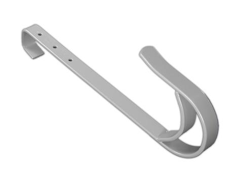 Flender Dachhaken Nr. 22SF 30x6 mm Bogenweite 120 mm zum Hängen Typ A Kupferbraun