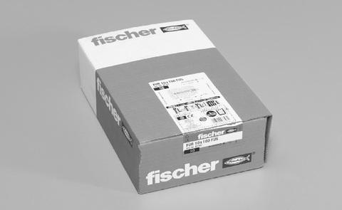 Flender Rahmendübel 10x 80mm FUR Nr.070197 Verzinkt