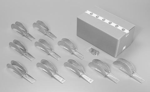 Flender Wandhalter-ConArc Erweiterungspaket Mauerwerk
