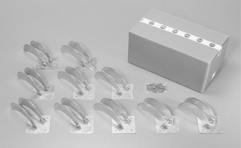 Flender Wandhalter-ConArc Giebel Fachwerk Nr.070228 Erweiterungspaket