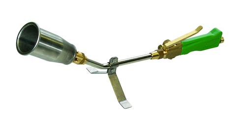 Grün Propan Hochleistungs Brenner 55/500 mm Nr.01110000 für Universalbrenner
