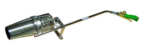 Grün Propan Hochleistungs Brenner 85/950 mm Nr.01220000 für Bully-Brenner