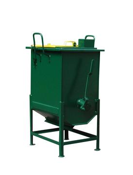 Grün Bitumen Kocher stationär 50 Nr.02150000