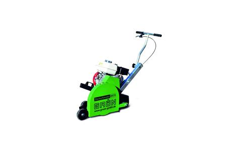 Grün Dachschneider DS 15 Benzin Nr.54260000 inklusive 1 Schlagmesser