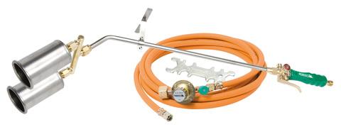 PRK Aufschw.br.Set TwTitan 60mm 780/61/13/3/T 10m Regl.SBS G3/8LH