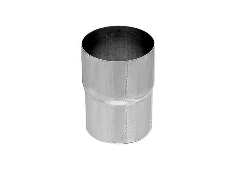Zambelli 7-teilige Rohrverbinder 87 mm Titanzink