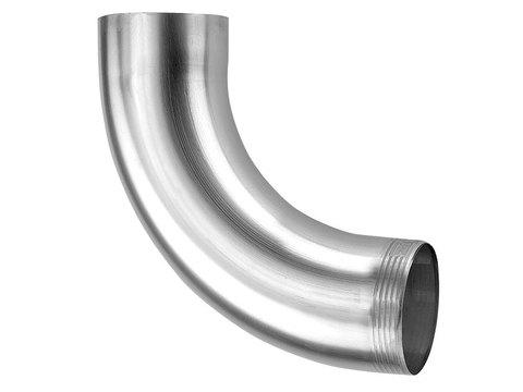 Zambelli 6-teilige Fallrohrbogen 85° 100 mm Meisterbogen Titanzink