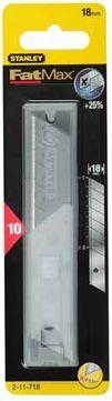 Stanley-Dewalt Abbrechklinge FatMax 18mm 2-11-718 10 Stück im Klingenspender