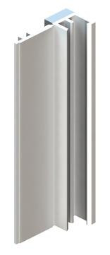 Saint-Gobain Weber Anputzleiste Mini 9 mm 2,4 m PVC