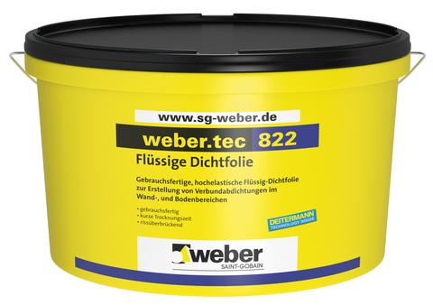 Saint-Gobain Weber weber. tec 822 24 kg ALT: Superflex 1 Altrosa