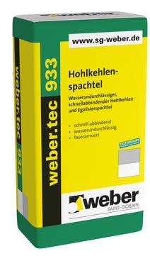 Saint-Gobain Weber weber.tec 933 25 kg ALT: Deitermann HKS