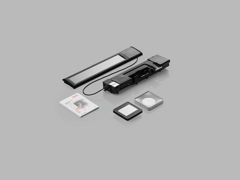 VELUX Elektro-Zubehör KSX 100K WW Solar-Nachrüst- für GGU/ Schwing-Fenster Holz GGL