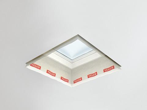 VELUX Dampfsperrschürze BBX 060090 0000 60x90 cm für Flachdach Fenster