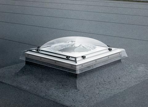 VELUX Tageslicht-Spot TCR 0K14 0010 Tageslicht Spot flaches Dach Starres Rohr