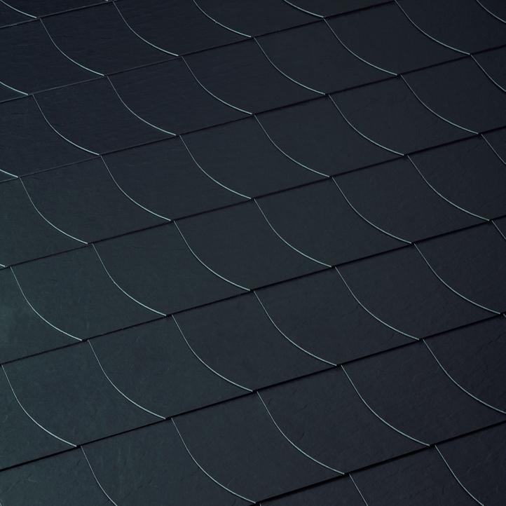 Extrem Eternit Dachplatte 30x30 cm Deutsche Deckung 5-11 glatt Quadrat TZ16