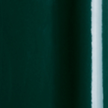CREATON Futura Firstanschluss-Lüfter halb Großengottern Noblesse Dunkelgrün glasiert