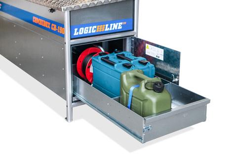 LogicLine Auszugslade CB-190 XL für Gefahrgut