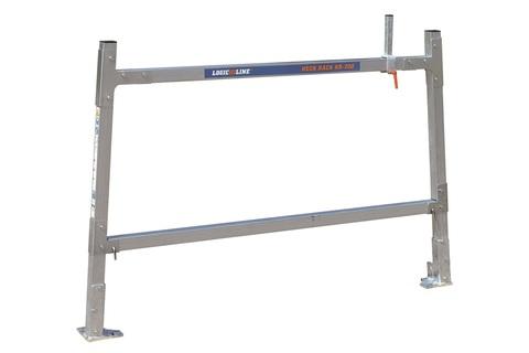 LogicLine HeckRack HR-200 bis 1200 mm Kabinenhöhe