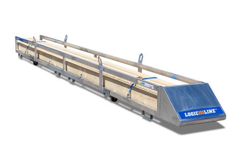 LogicLine LongRack LR-250. 6 6220x660x540 mm