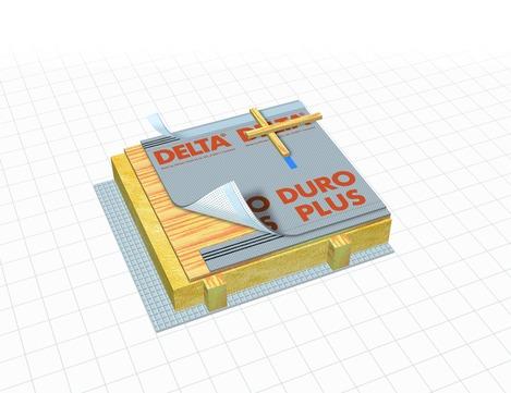 Dörken DELTA-Duro Plus 50 m x 1,5 m