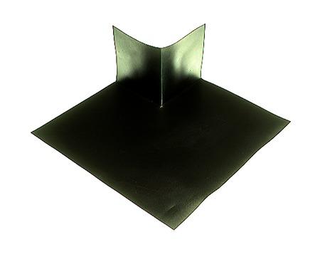 Dörken Delta-Mauerwerksecke außen 1,2 mm 25x15x15 cm PVC