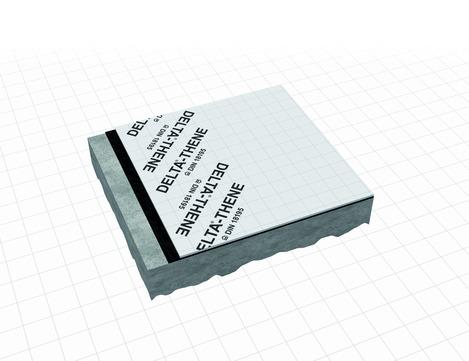 DÖR DELTA-THENE 1,5mm/1,0x 5m SCWE