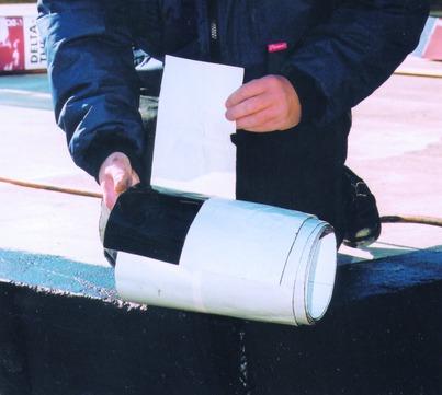 DÖR DELTA-THENE 1,5mm/0,3x10m SCWE