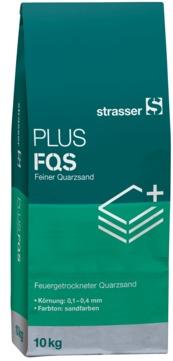Quick-Mix Quarzsand FQS fein 10 kg Körnung 0,1-0,4 mm