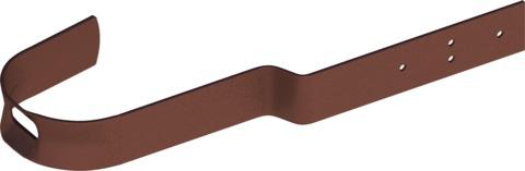Layher Steigtechnik Sicherheitsdachhaken Z komplett Braun