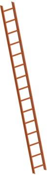 LAS Dachleiter 1051 15Spr. AL8004