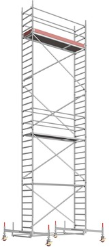 Layher Steigtechnik Fahrgerüst UniStandard 1108 ohne Gerüststütze Alu