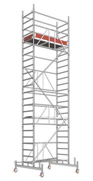 Layher Steigtechnik Fahrgerüst Zifa 625 Alu