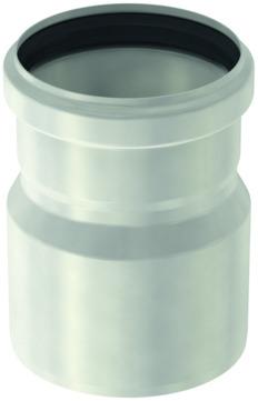 ACO Passavant Optimierungsstück Pipe 250x200 mm 0174. 05. 70 1. 4404 exzentrisch Edelstahl 1.4571