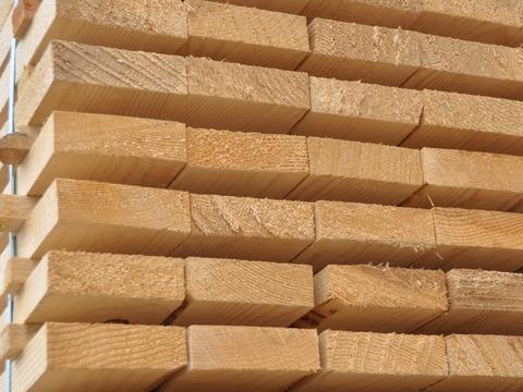 Holz Bohle 30/100 mm technisch getrocknet roh Einschnitt Übermaß Holzfeuchtigkeit < 20 % Länge 4,00 m